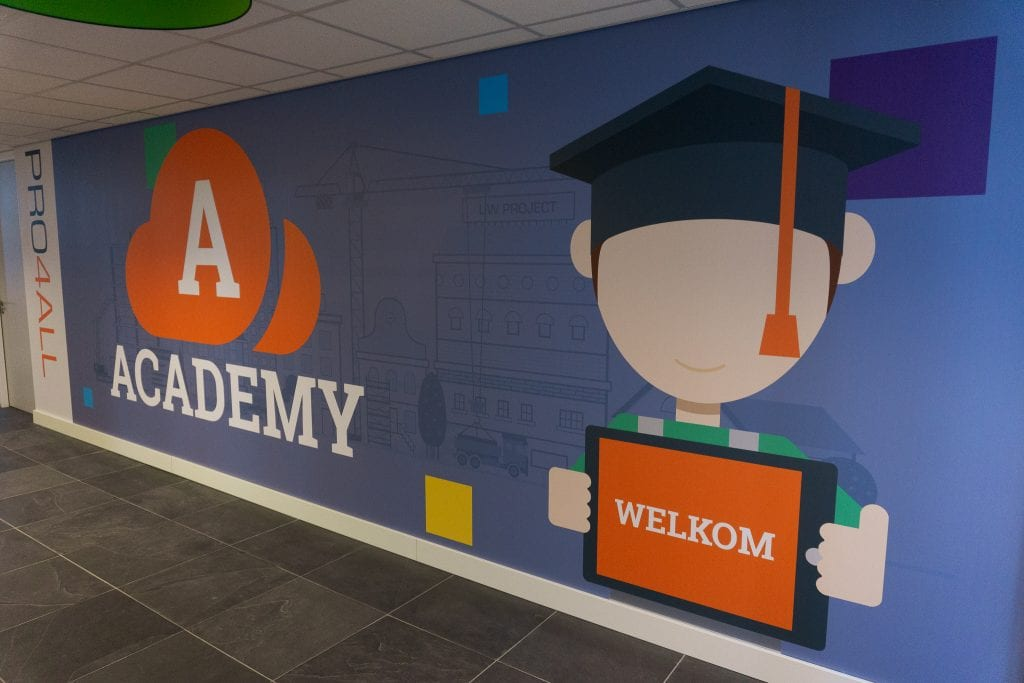 New: Pro4all Academy